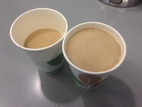2.5 cups. 510 calories.