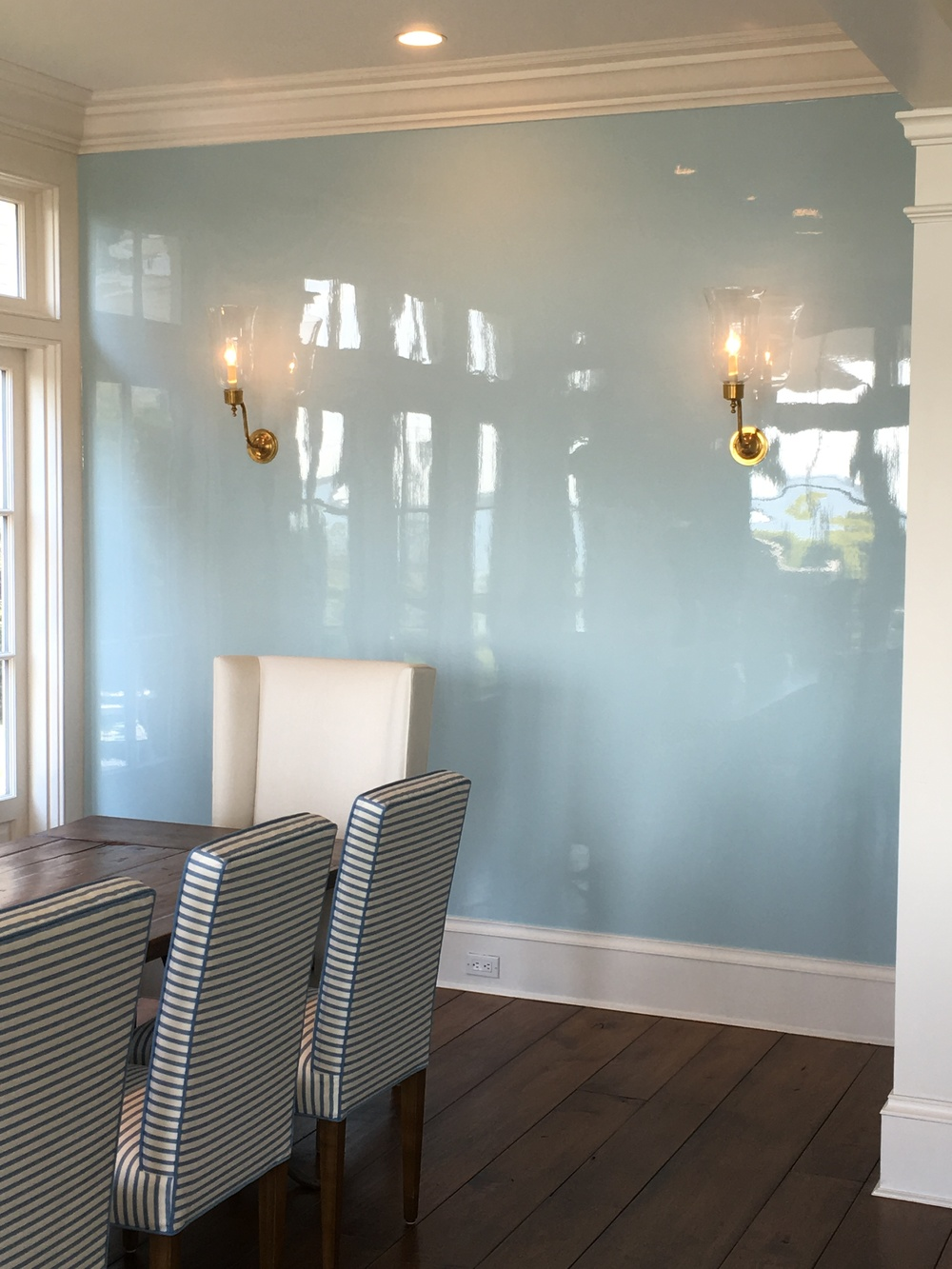 Choosing The Right Type Of Finish To Go With The Surface You Are Painting  May Seem Like A Grueling Task Because There Is An Overwhelming Range Of  Paint ...