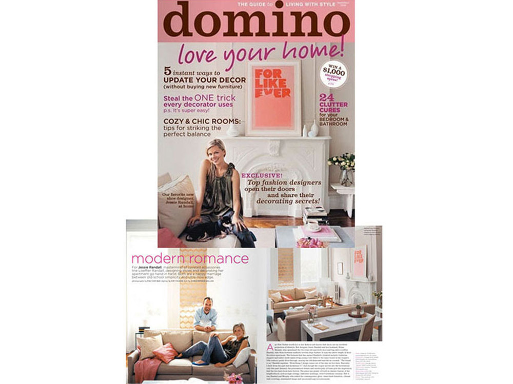 For Like Ever Domino Magazine