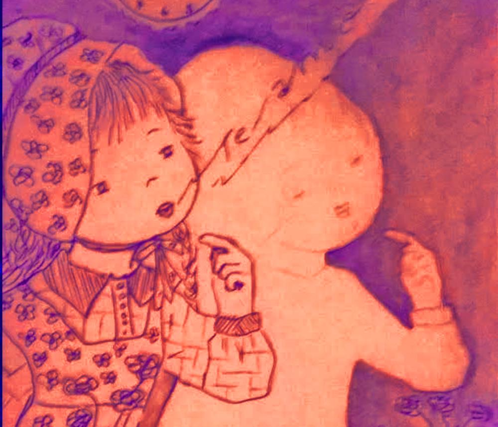 illustration by Rosa Suárez González