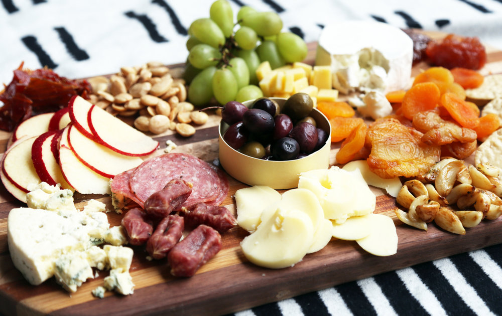 This month we are featuring this perfectly put together cheese plate how-to-guide our friend Tristin Rieken owner and writer of ONE armed MAMA  created ... & Create the Perfect Cheese Plate! \u2014 Ferndale Farmstead