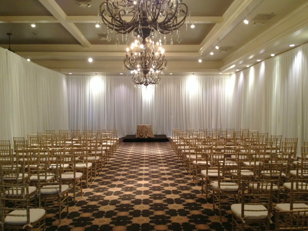 White Velour, reception. Country Club