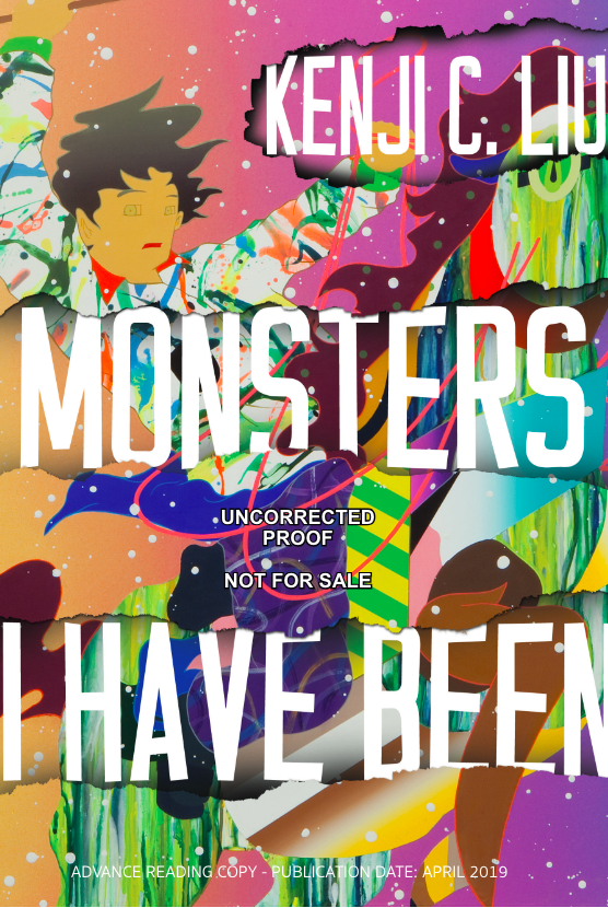 April 2019 | Monsters I Have Been