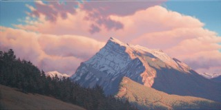 """Mount Rundle, Banff"""