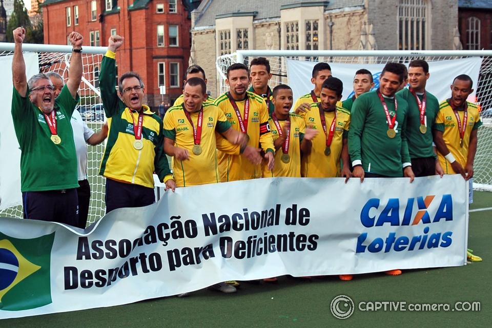 2014 America Cup Champions Brazil