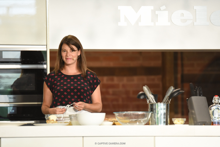 Sept 19, 2015 (Toronto, ON) - Gail Simmons at Toronto Food and Wine Expo.