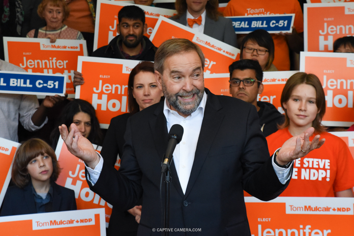20151018 - Thomas Mulcair Rally - Politics - Toronto Event Phtotography - Captive Camera - Jaime Espinoza-3.JPG