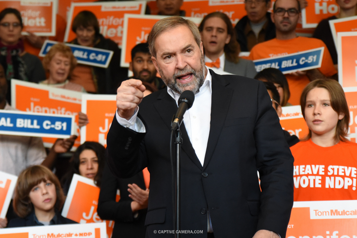 20151018 - Thomas Mulcair Rally - Politics - Toronto Event Phtotography - Captive Camera - Jaime Espinoza-14.JPG