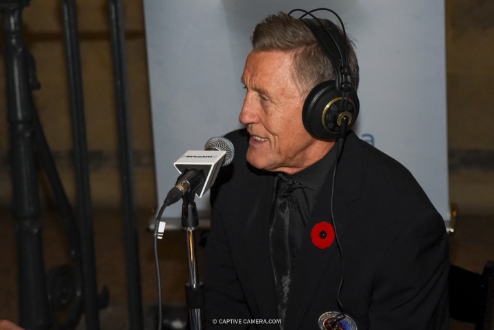 Nov. 9, 2015 (Toronto, ON) - Former NHL player Borje Salming on the red carpet to the Hockey Hall of Fame induction ceremony at Brookfield Place, downtown Toronto.