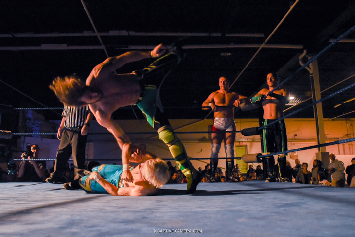 20151107 - Lucha Toronto - Wrestling - Toronto Sports Photography - Captive Camera - Jaime Espinoza-15.JPG