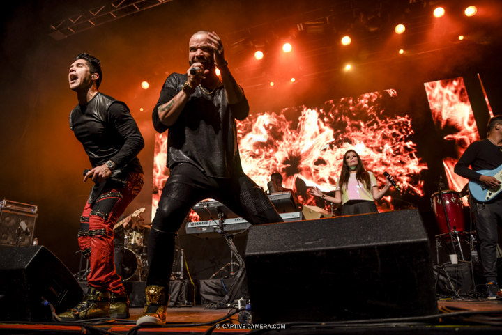Nov. 21, 2015 (Toronto, ON) - Venezuelan duo Chino & Nacho during their performance at Sound Academy.