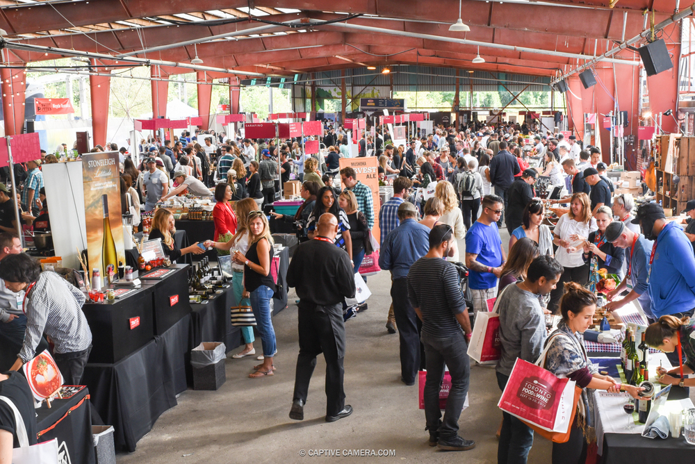 TORONTO FOOD AND WINE FESTIVAL AT EVERGREEN BRICKWORKS