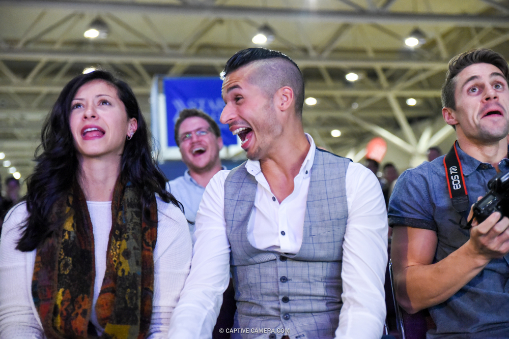 TORONTO STAR SPONSORSHIP AT GENTLEMAN'S EXPO WITH AUDIENCE REACTIONS