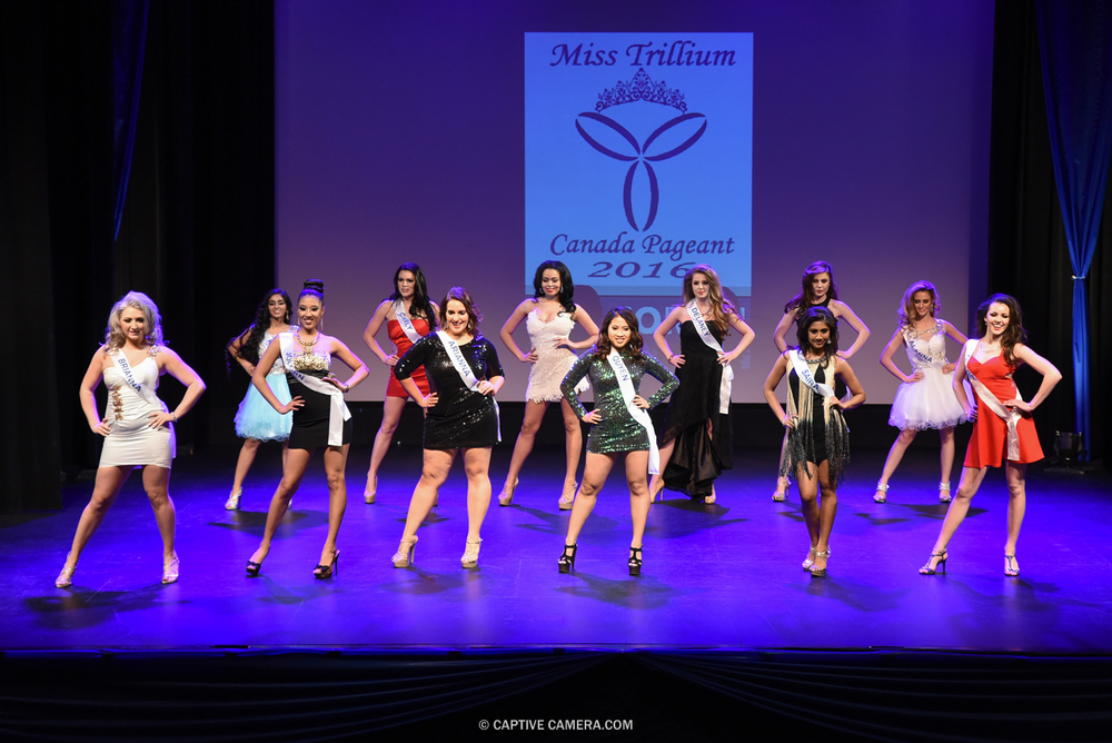 MISS TRILLIUM CANADA BEAUTY PAGEANT