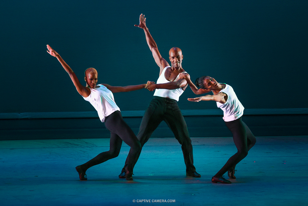 ALVIN AILEY AMERICAN DANCE PERFORMANCE AT SONY CENTRE FOR THE PERFORMING ARTS