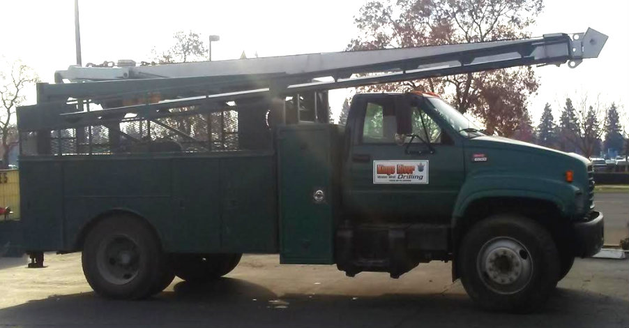 This is Pump Truck No. 1 - We call it The Green Machine.