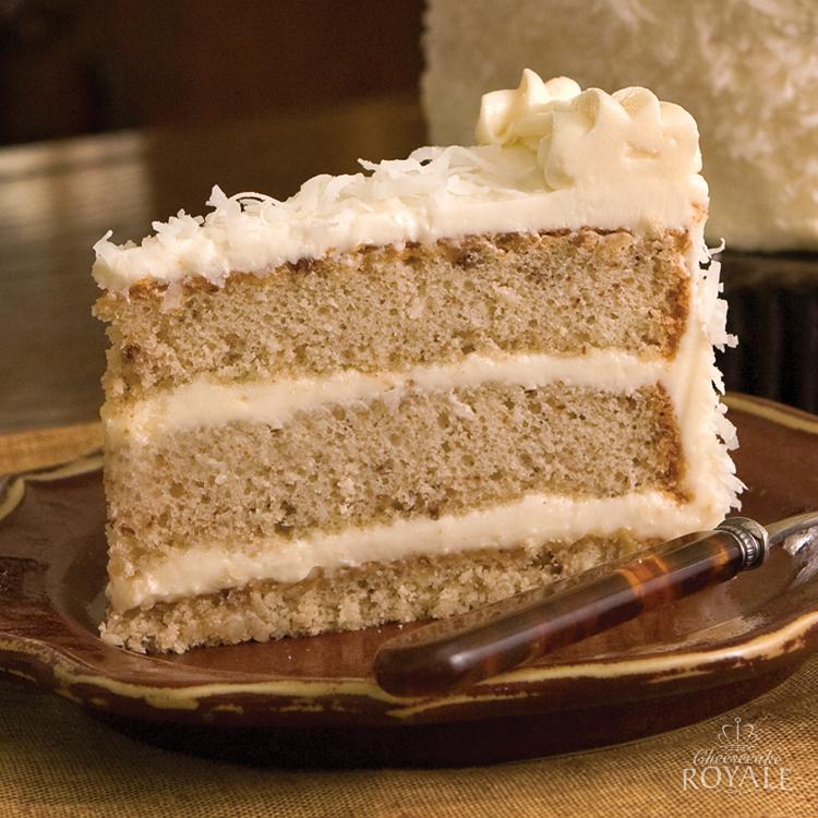 Three Layer Cakes