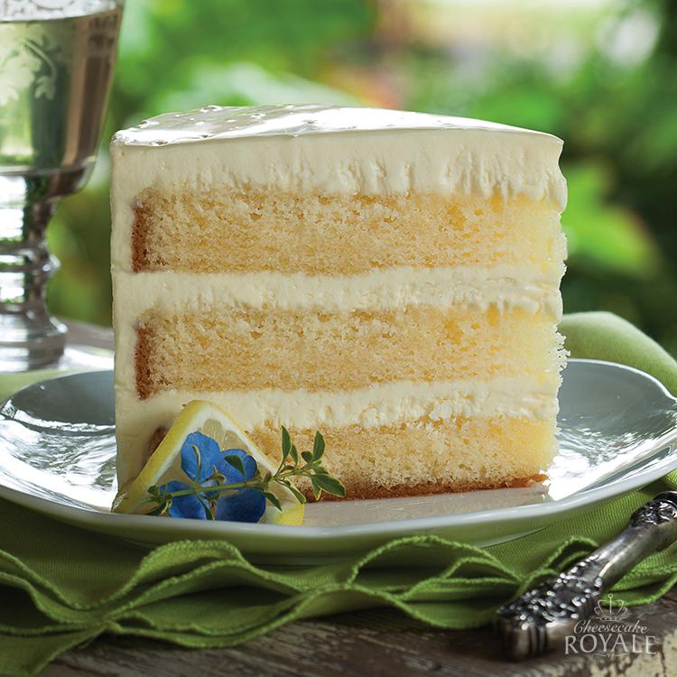 Three Layer Cakes —