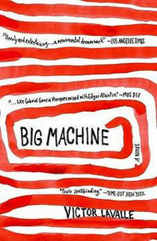 Big Machine  designed by Lynn Buckley
