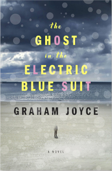 The Ghost in the Electric Blue Suit   Jacket design by Emily Mahon