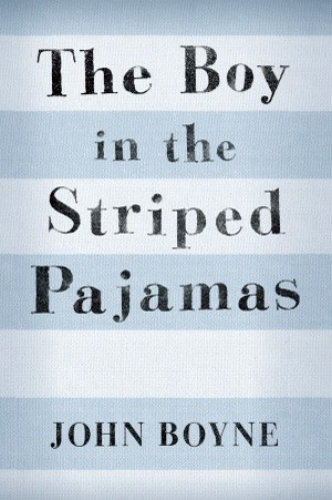 The Boy In The Striped Pajamas jacket design by someone, who sadly I was unable to track down