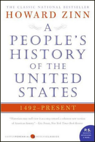 A People's History of the United States Cover design by Tom Lau
