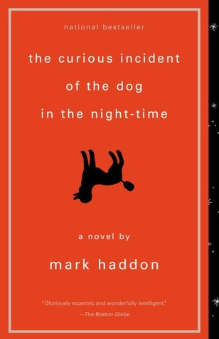 The Curious Incident of the Dog in the Night-time Cover design by Michael Ian Kaye