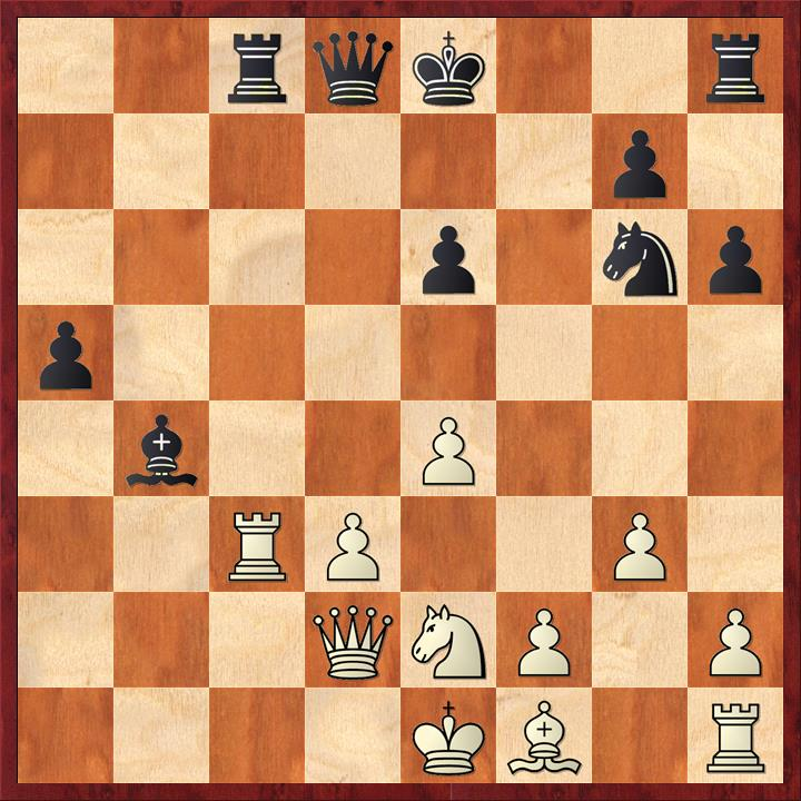 Position after 19. g3