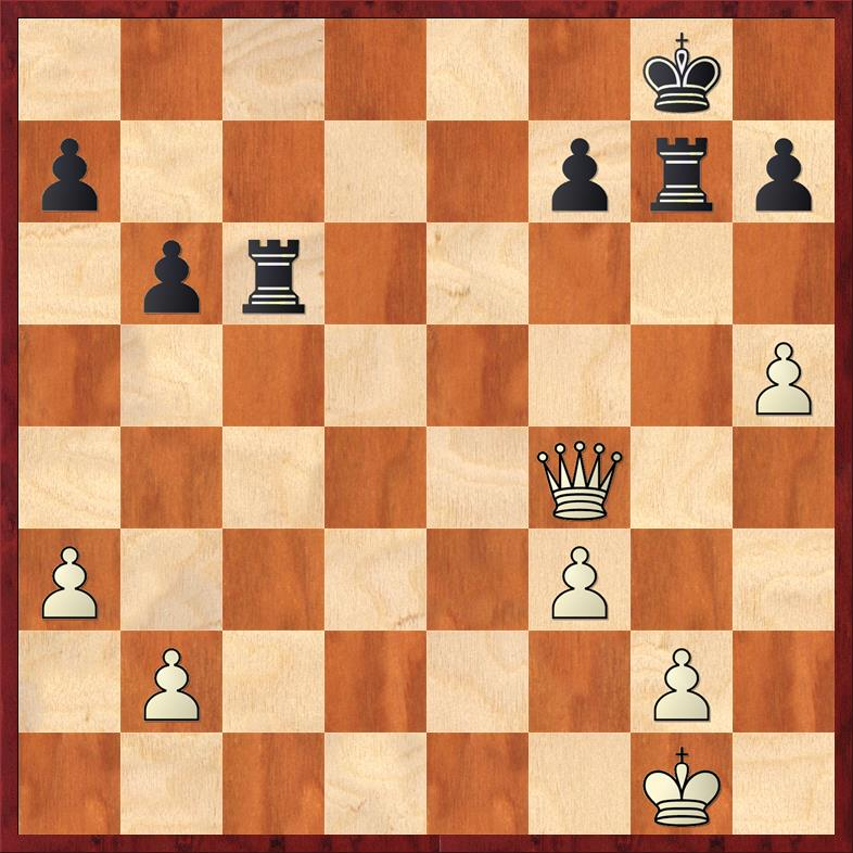 White to move and Checkmate in 2