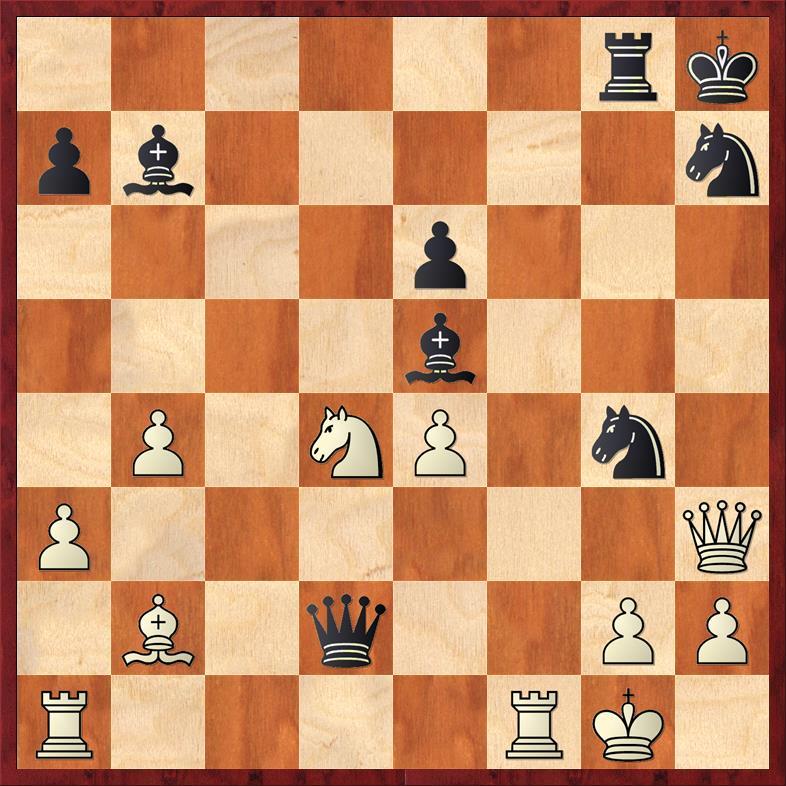 Position after sideline 26. ... Qd2