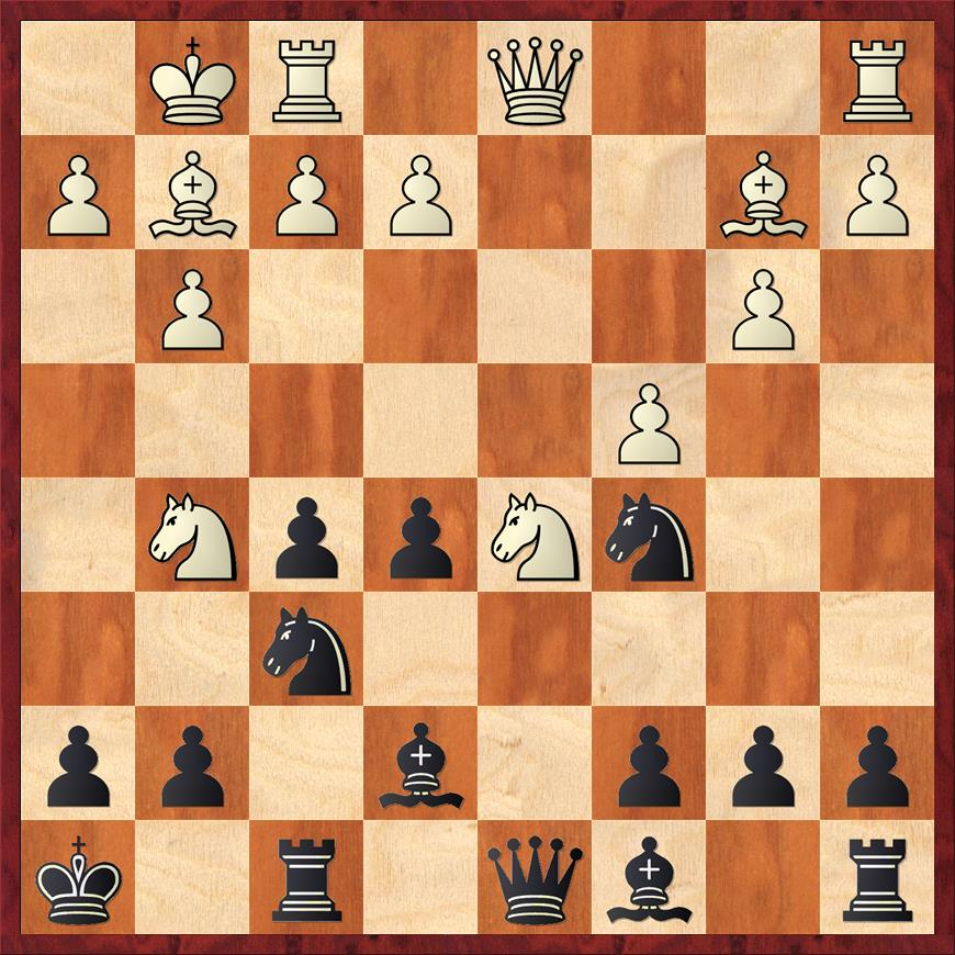 Position after 12. Bb2