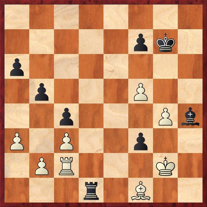 Position after sideline 39. ... f3+