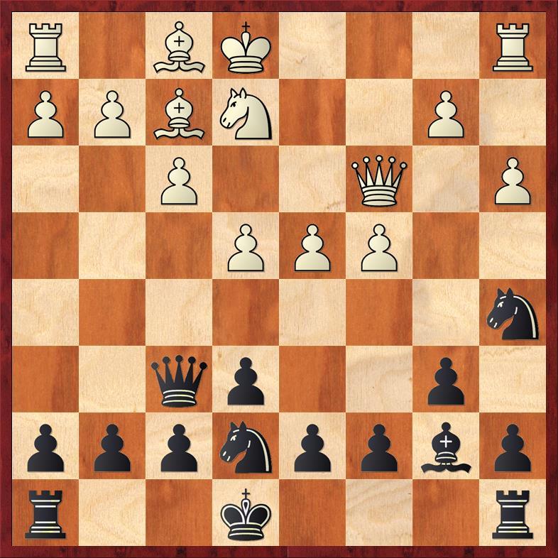 Position after Sideline 11. Qc3