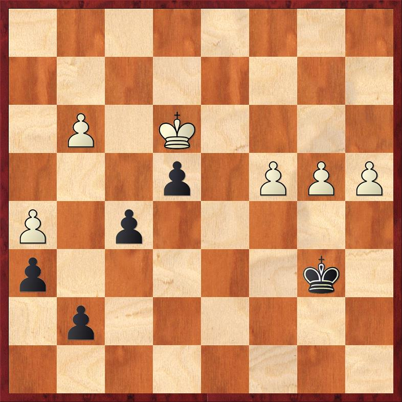 Position after 38. g3