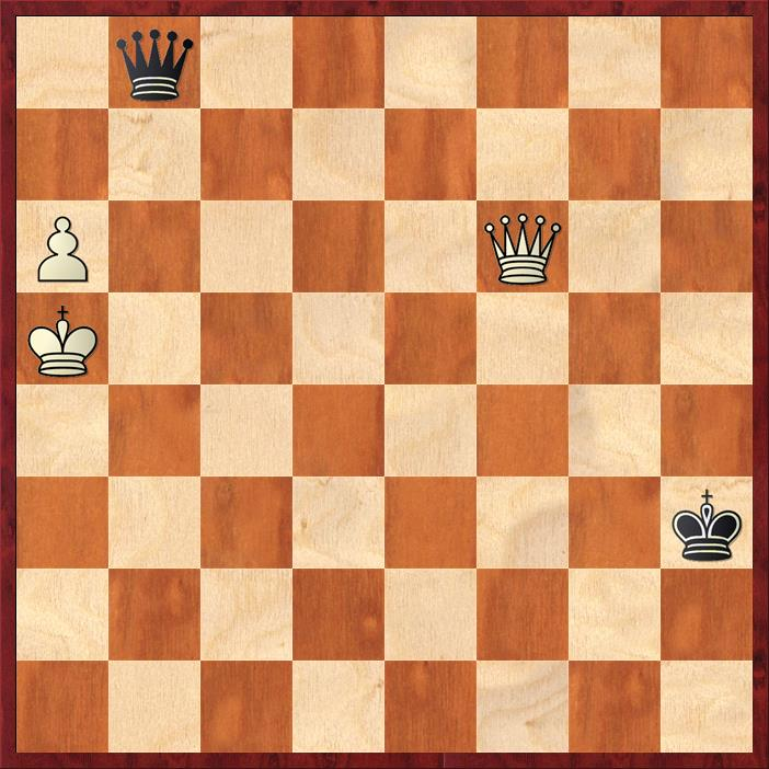 Position after 87.Qxc3