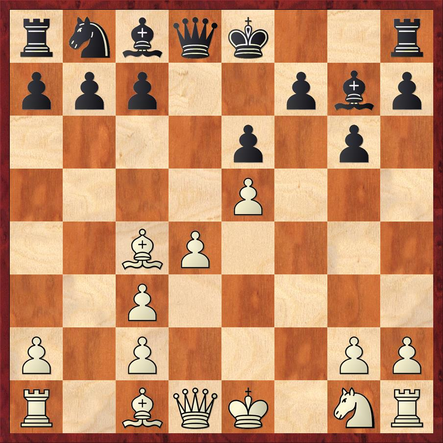 Position after 8...e6