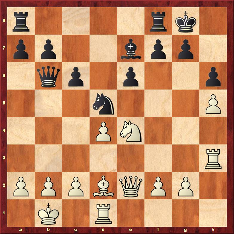 Position after 19.Rh3