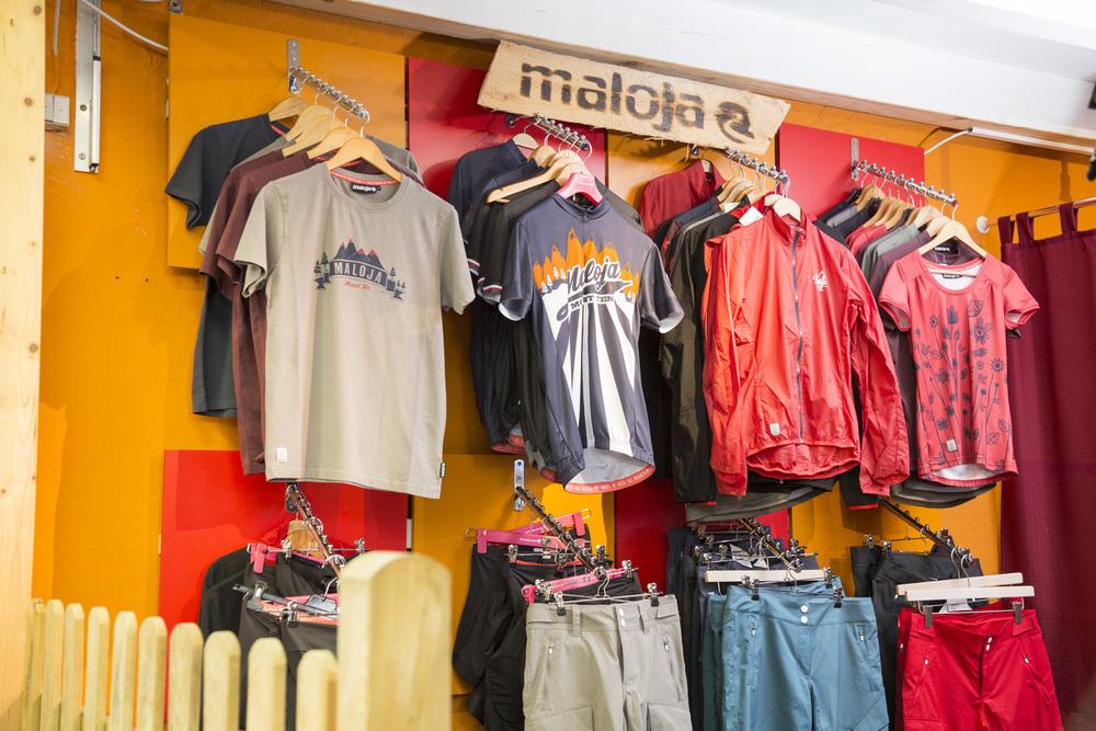Maloja Bikewear Shop