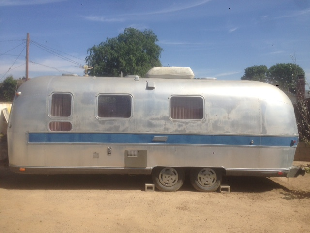 "Meet Betina (""good lady""): a 1973 Airstream Trade Wind"
