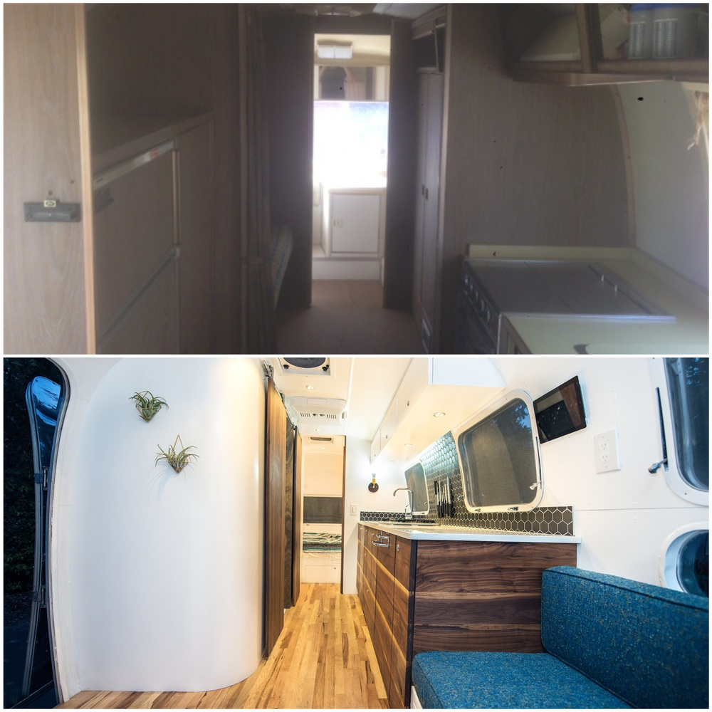 Top image credit: Thomas Townsend, Townsend Travel Trailers. Bottom image credit Christian Adam.