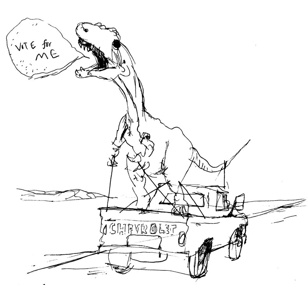 Dinosaur System