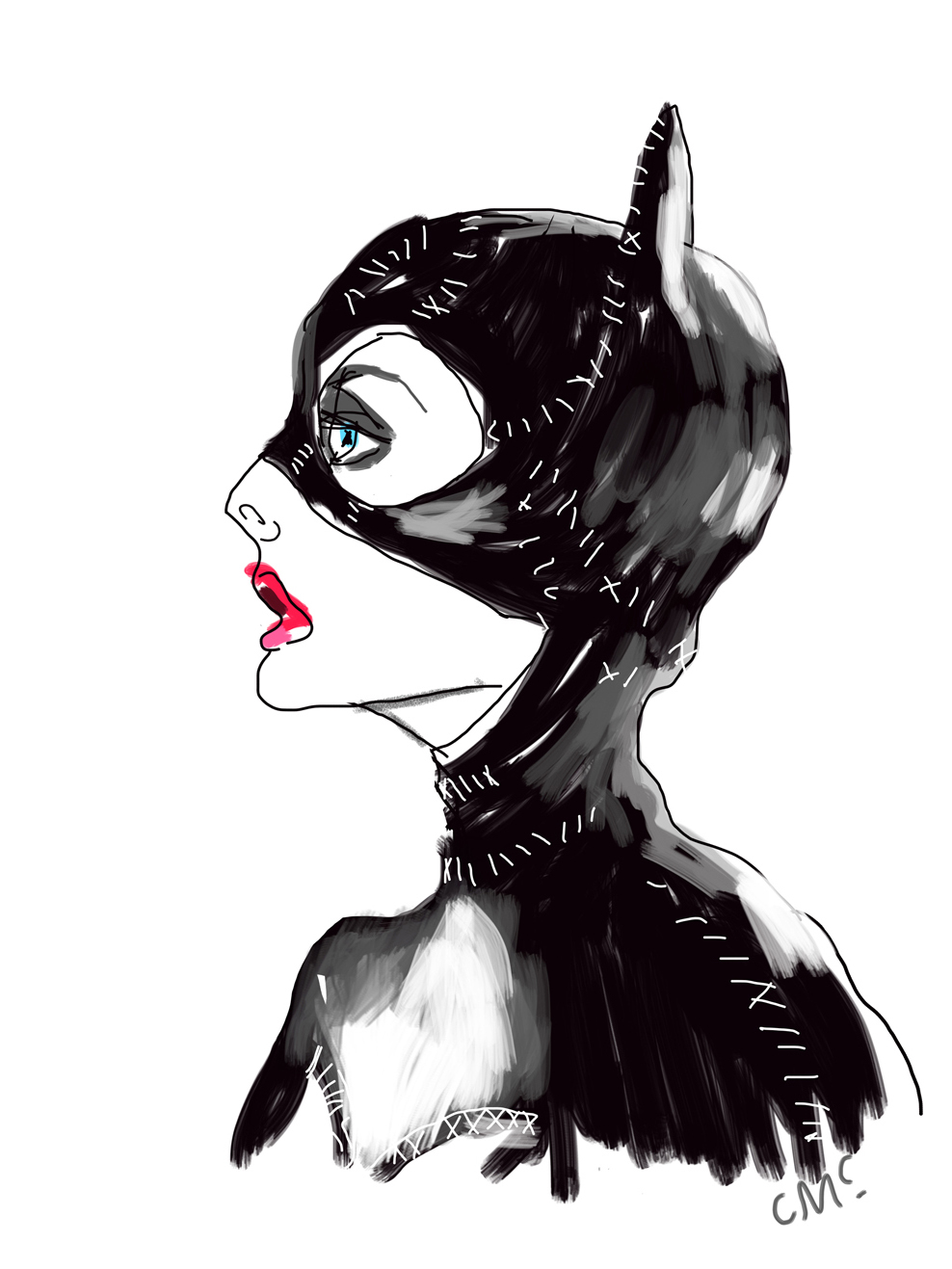 Catwoman  The Globe and Mail
