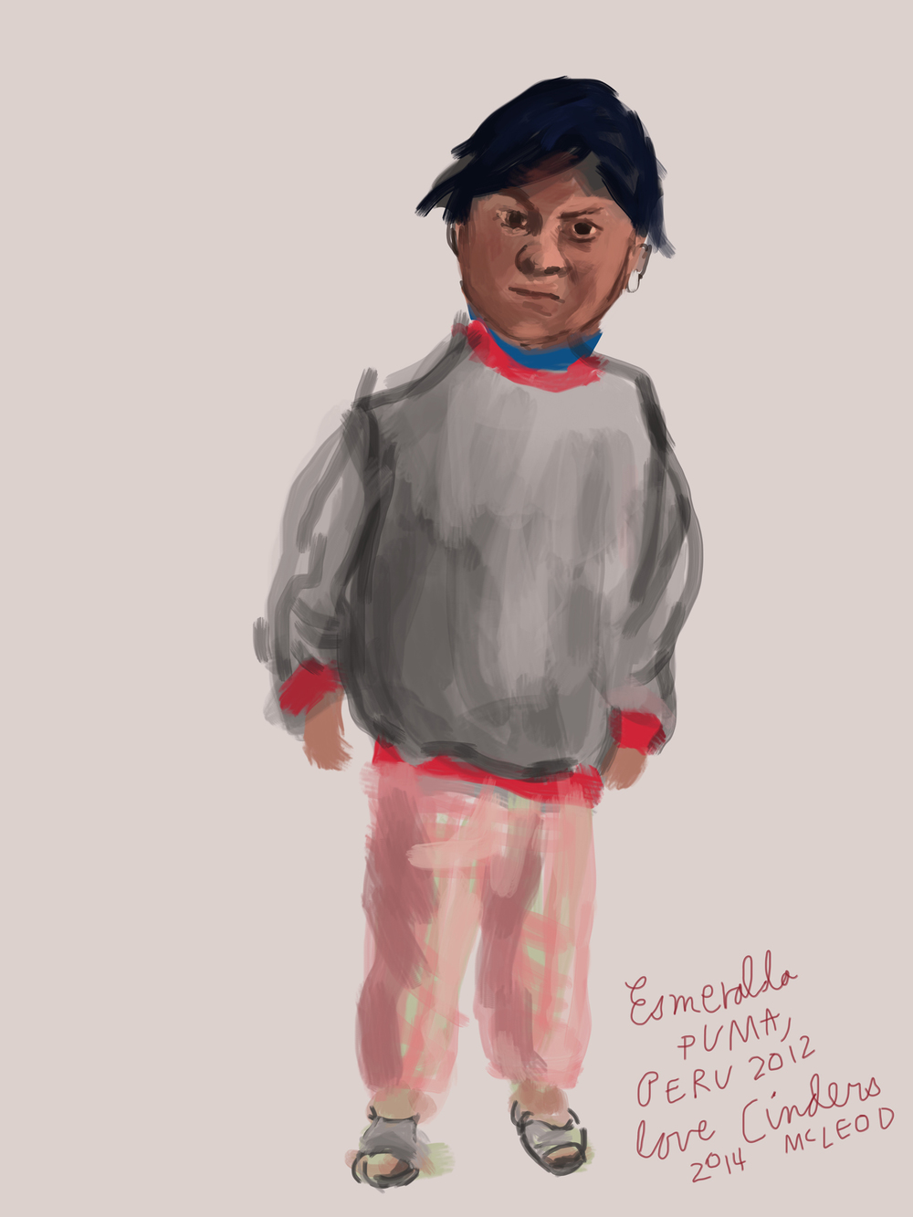 Esmeralda  Peru