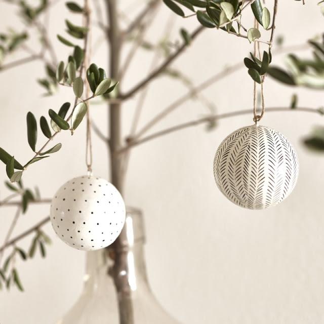 décoration hiver
