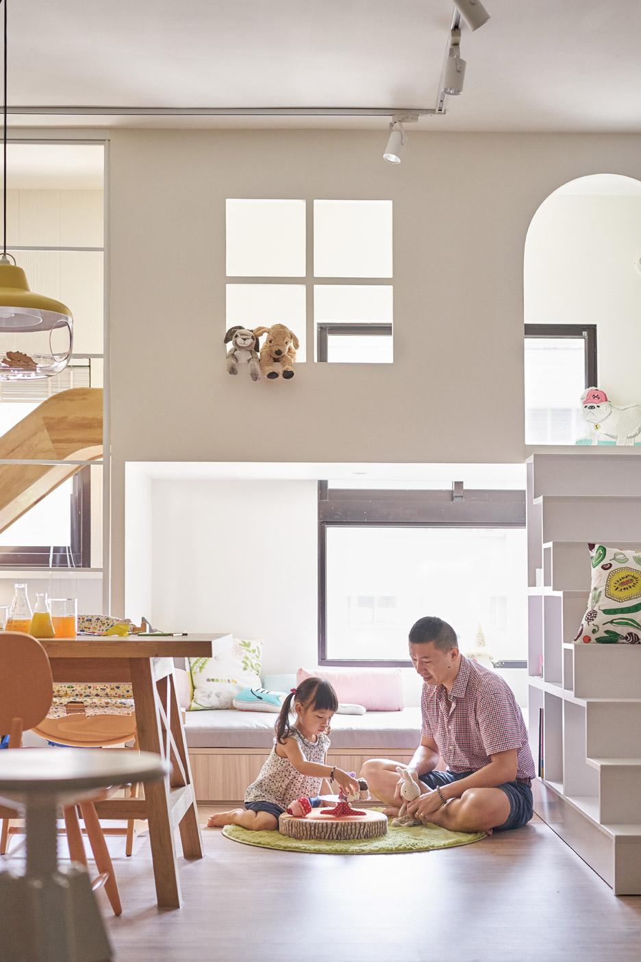 design maison familiale