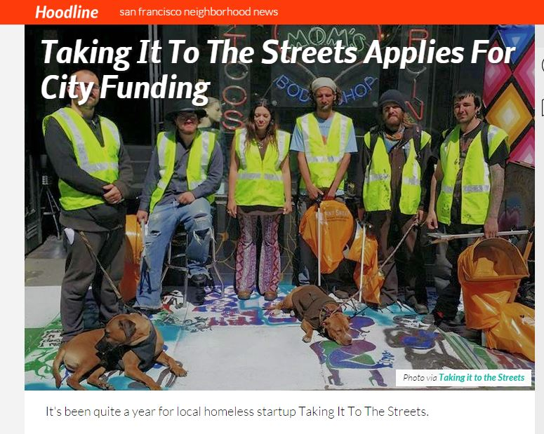 Hoodline: Taking It To The Streets Applies For Cit Funding