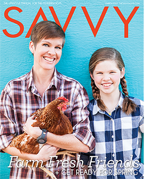 Savvy | March 2015