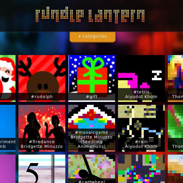 Rundle Lantern