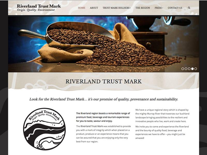 Riverland Trust Mark