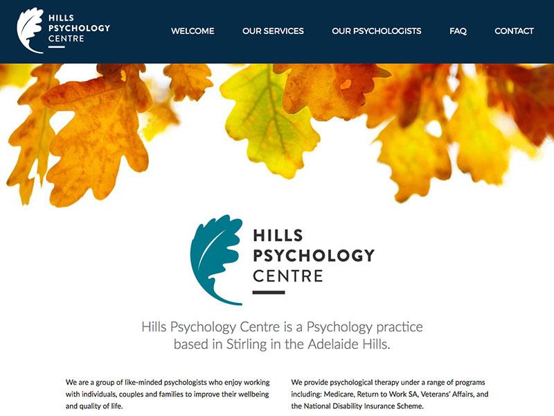 Hills Psychology Centre